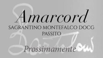 AMARCORD - MONTEFALCO SAGRANTINO DOCG PASSITO