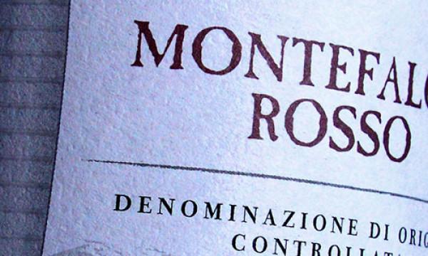 vino montefalco rosso doc – cantina le cimate