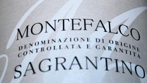 vino montefalco sagrantino cantina Le Cimate