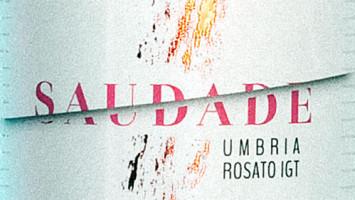 SAUDADE – ROSATO UMBRIA IGT