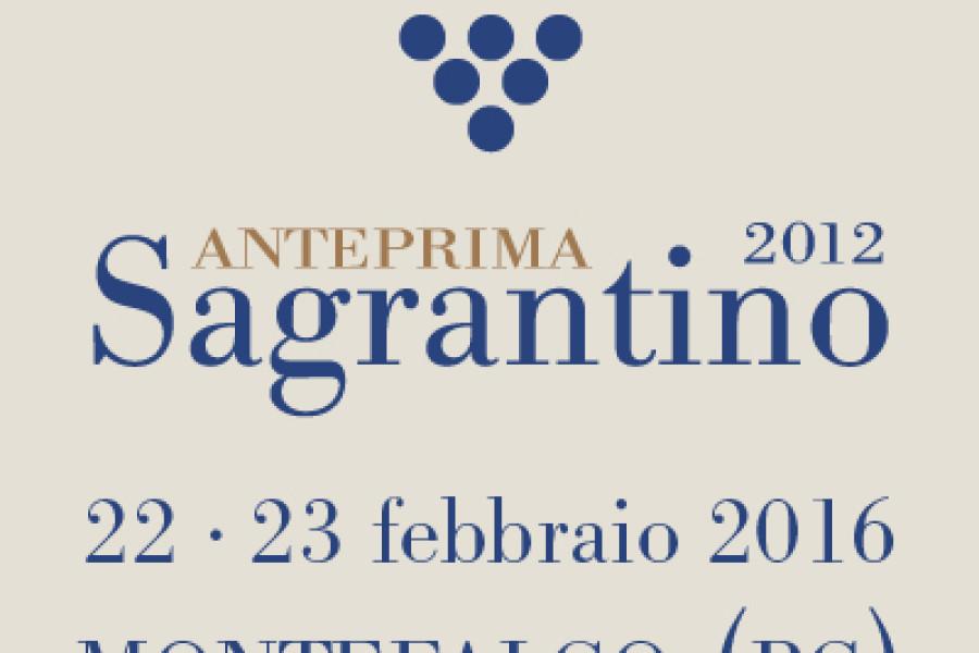 Anteprima Sagrantino 2012