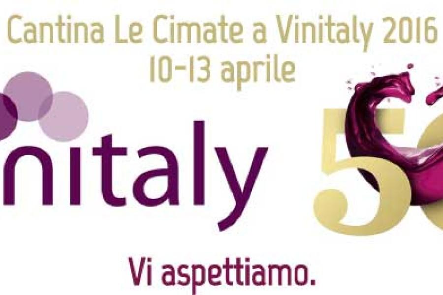 Cantina Le Cimate a Vinitaly 2016