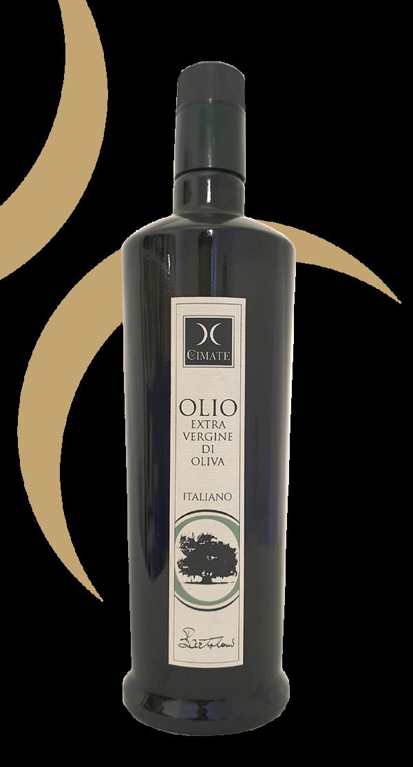olio extra vergine di oliva italiano le cimate